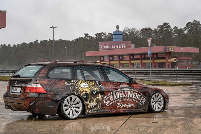 Schädelsprenger BMW
