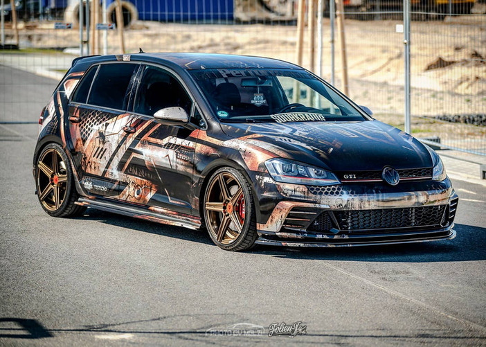 Golf7 GTI Mechanic Style