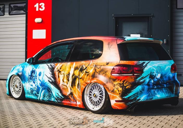 VW Golf 6 GTI im Thor Design