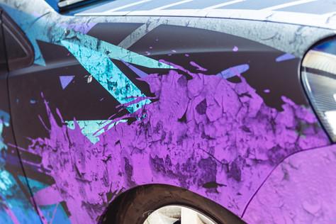 Folien-FX Digitaldruck Carwrapping