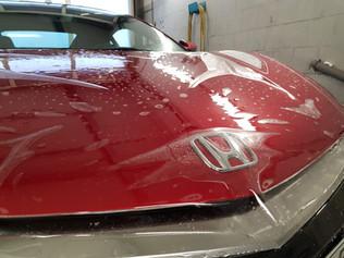 Honda NSX Lackschutz