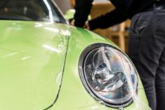 Porsche 997 Lackschutz