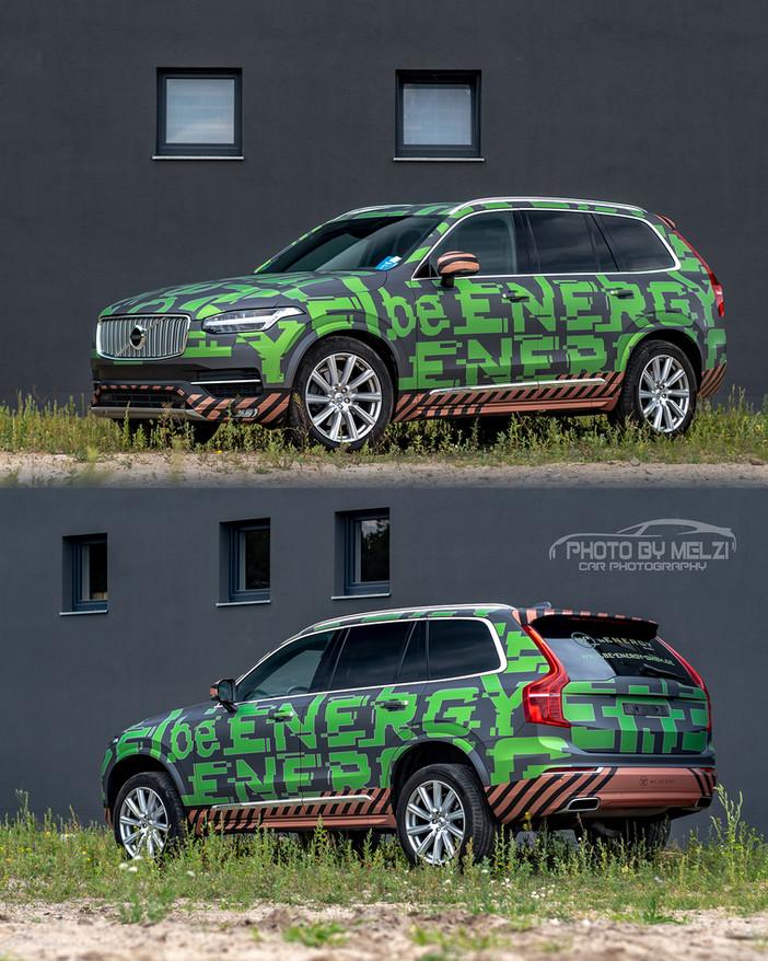 Volvo XC90 - beEnergy