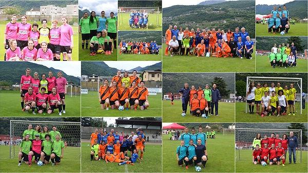 Squadre calcio a5 femminile