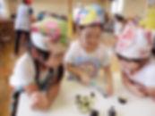 おひさま保育園:園児実践保育イメージ