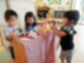 おひさま保育園:2歳児保育イメージ