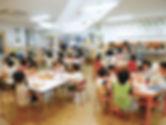 おひさま保育園:オープンキッチンイメージ