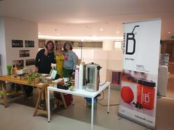 3 days workshop catering