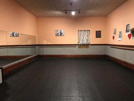 Studio 3- Kinderdance & Competition Room