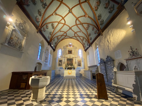 ev. Kirche Loburg