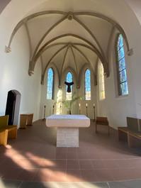 Gommern - Altarraum
