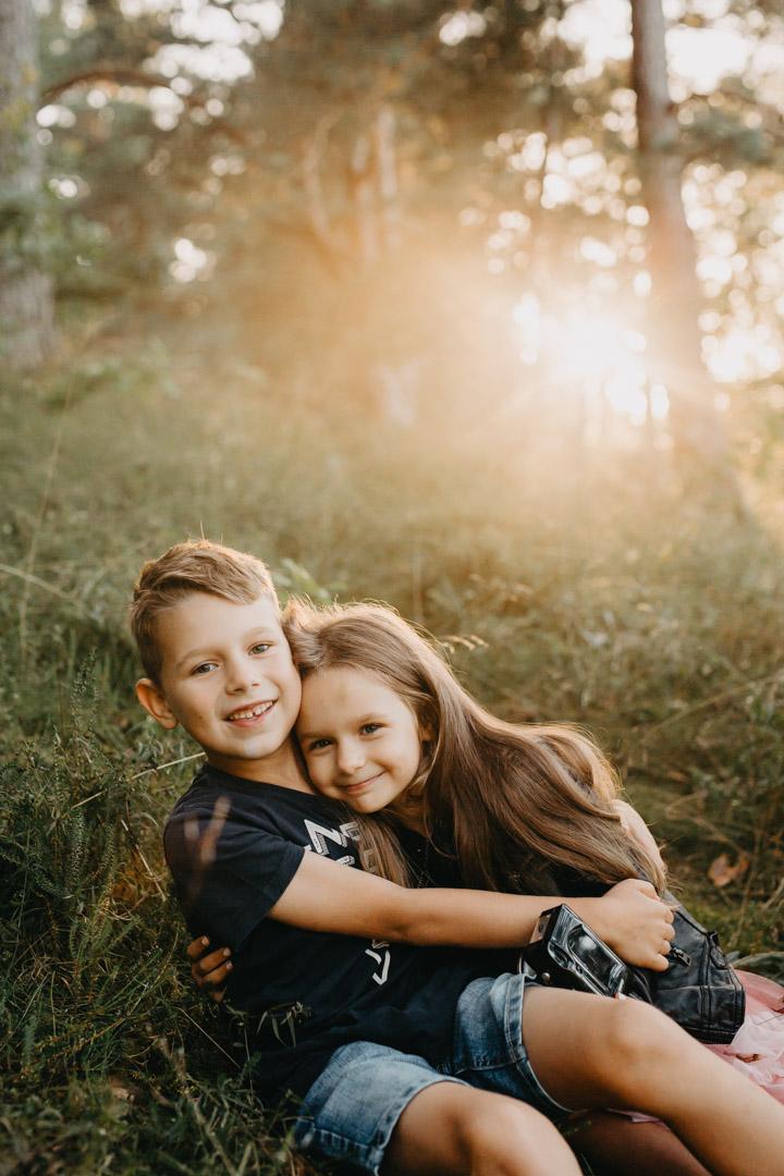 Bērnu fotosesija Jūrmalā