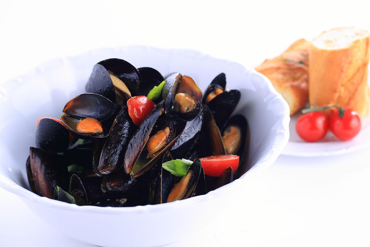 Ēdienu reklāmas foto