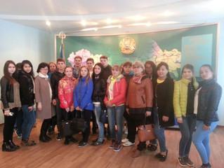 Экскурсия в Музей памяти жертв политических репрессий