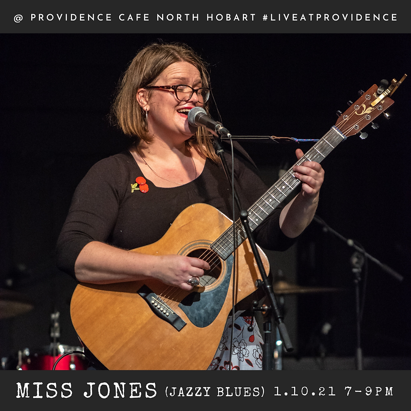Friday Night Live with Miss Jones