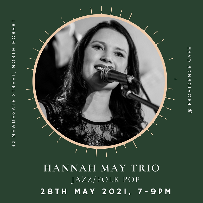Friday Night Live with Hannah May Trio