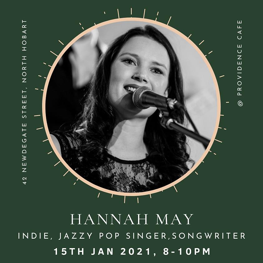 FRIDAY NIGHT LIVE with Hannah May