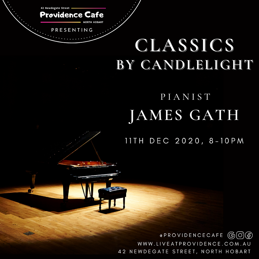 Classics by Candlelight with James Gath
