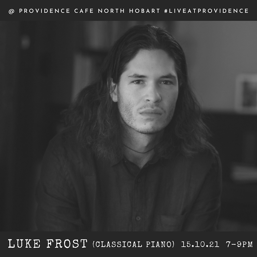CANCELLED: Friday Night Live with Luke Frost
