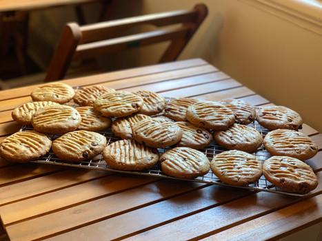 Peanut butter cookie GF