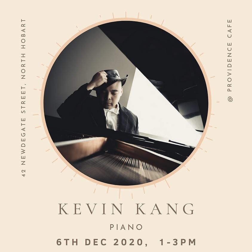 SUNDAY ARVO LIVE with Kevin Kang (piano)