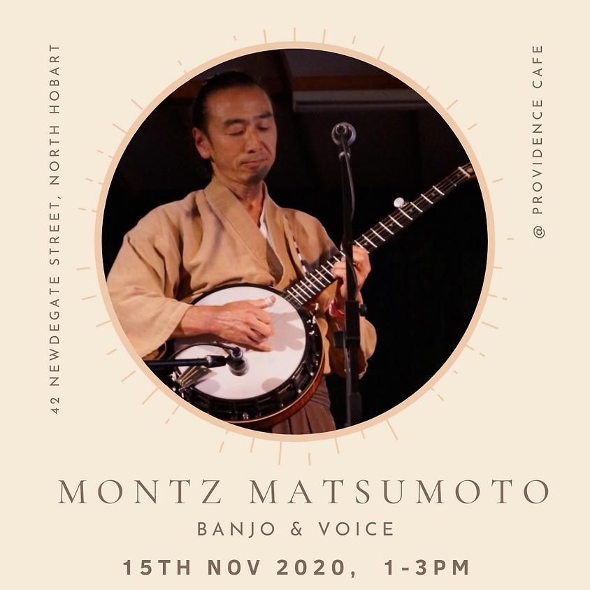 Sunday Arvo Live with Montz Matsumoto