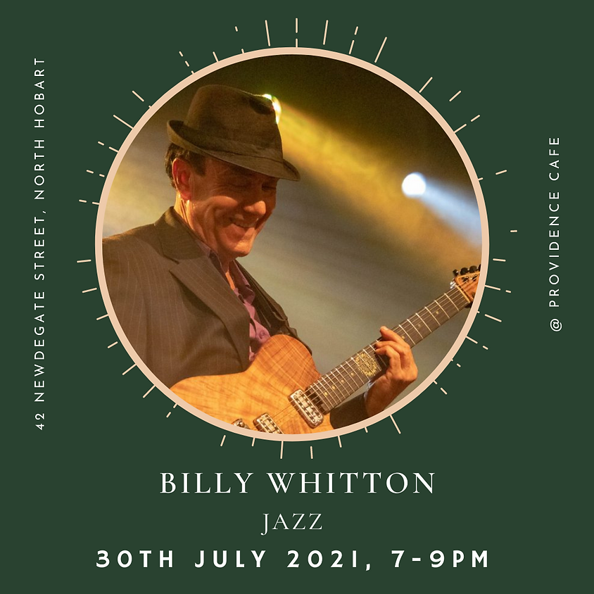 Friday Night Live with Billy Whitton