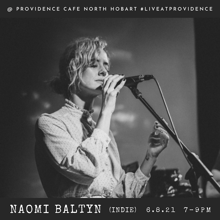 Friday Night Live with Naomi Baltyn