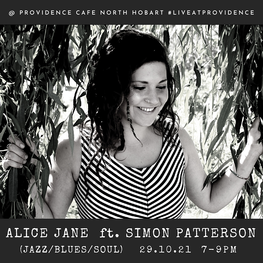 Jazz by Candlelight with Alice Jane ft. Simon Patterson