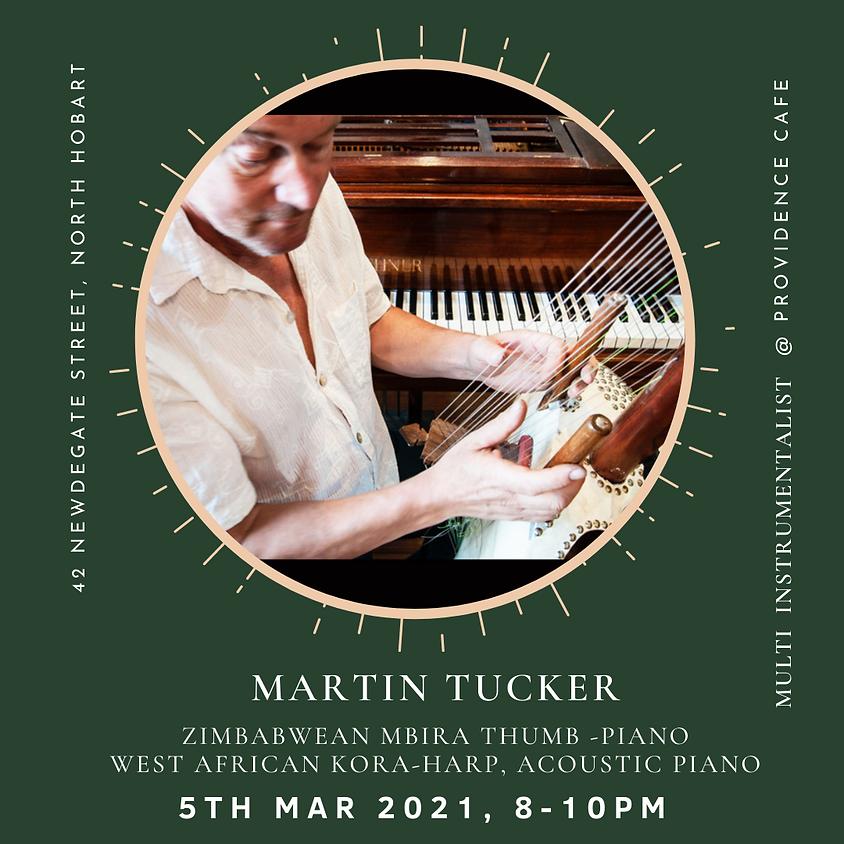 Friday Night Live with Martin Tucker