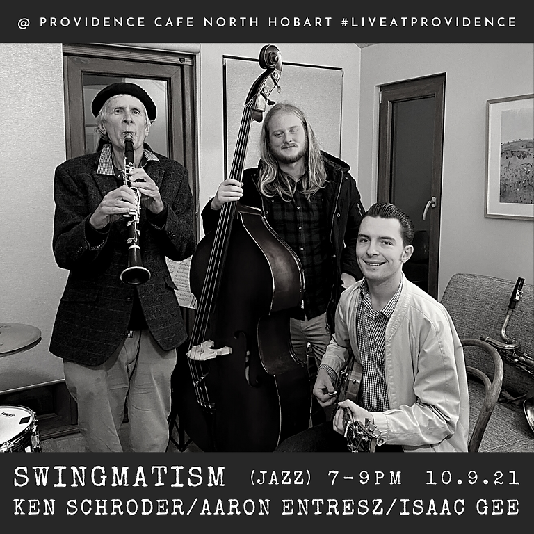 Friday Night Live with Swingmatism