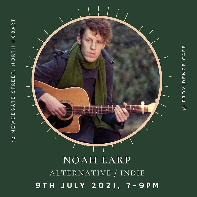 NOAH EARP: ORIGINALS AND SONGS OF BRAZIL
