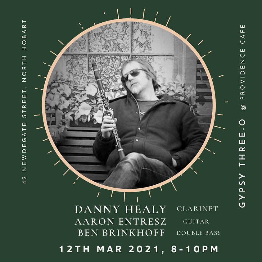 Friday Night Live with Danny Healy