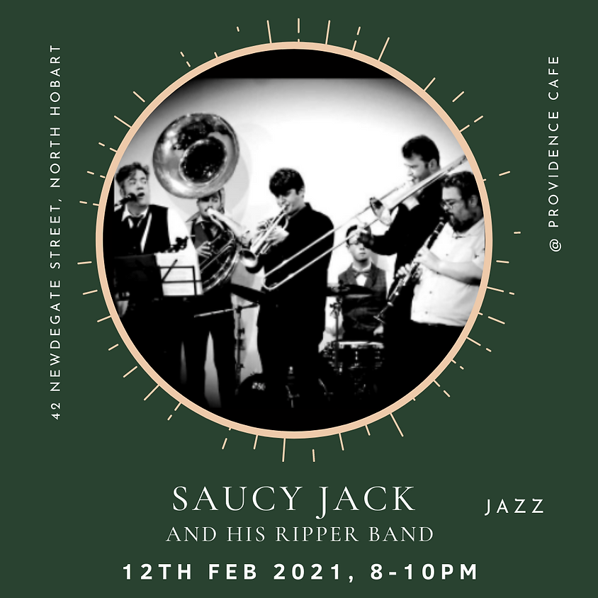 Friday Night Live with Saucy Jack