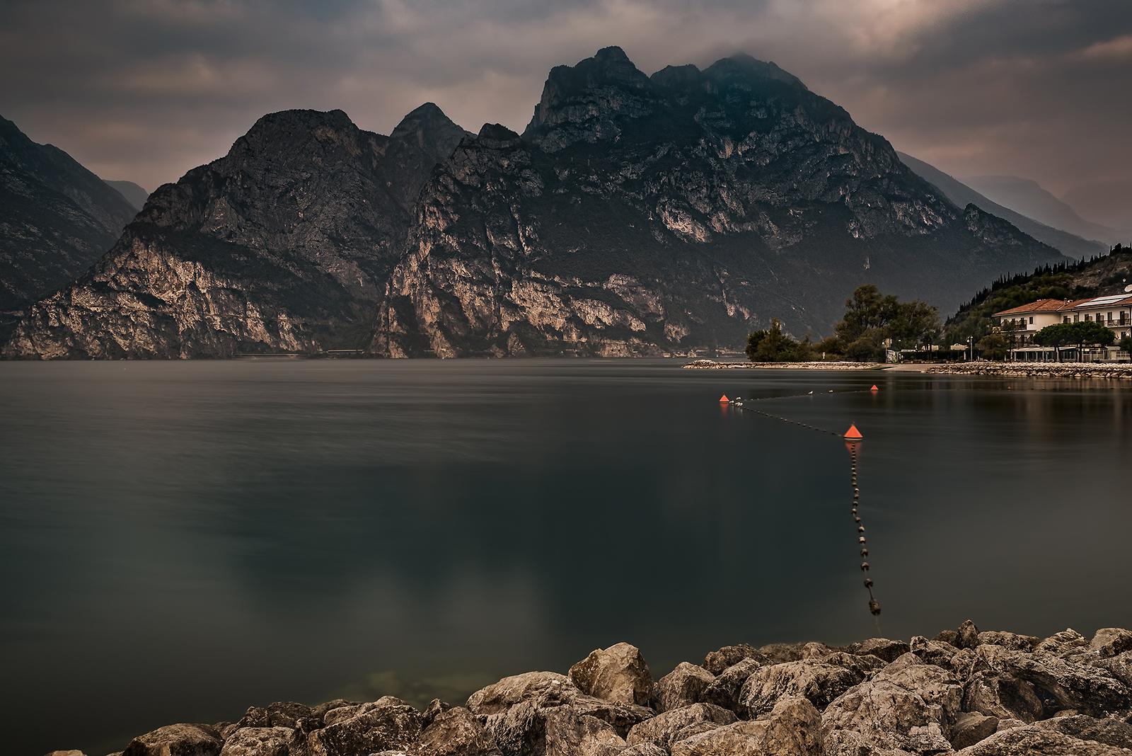 Lake garda - Torbole