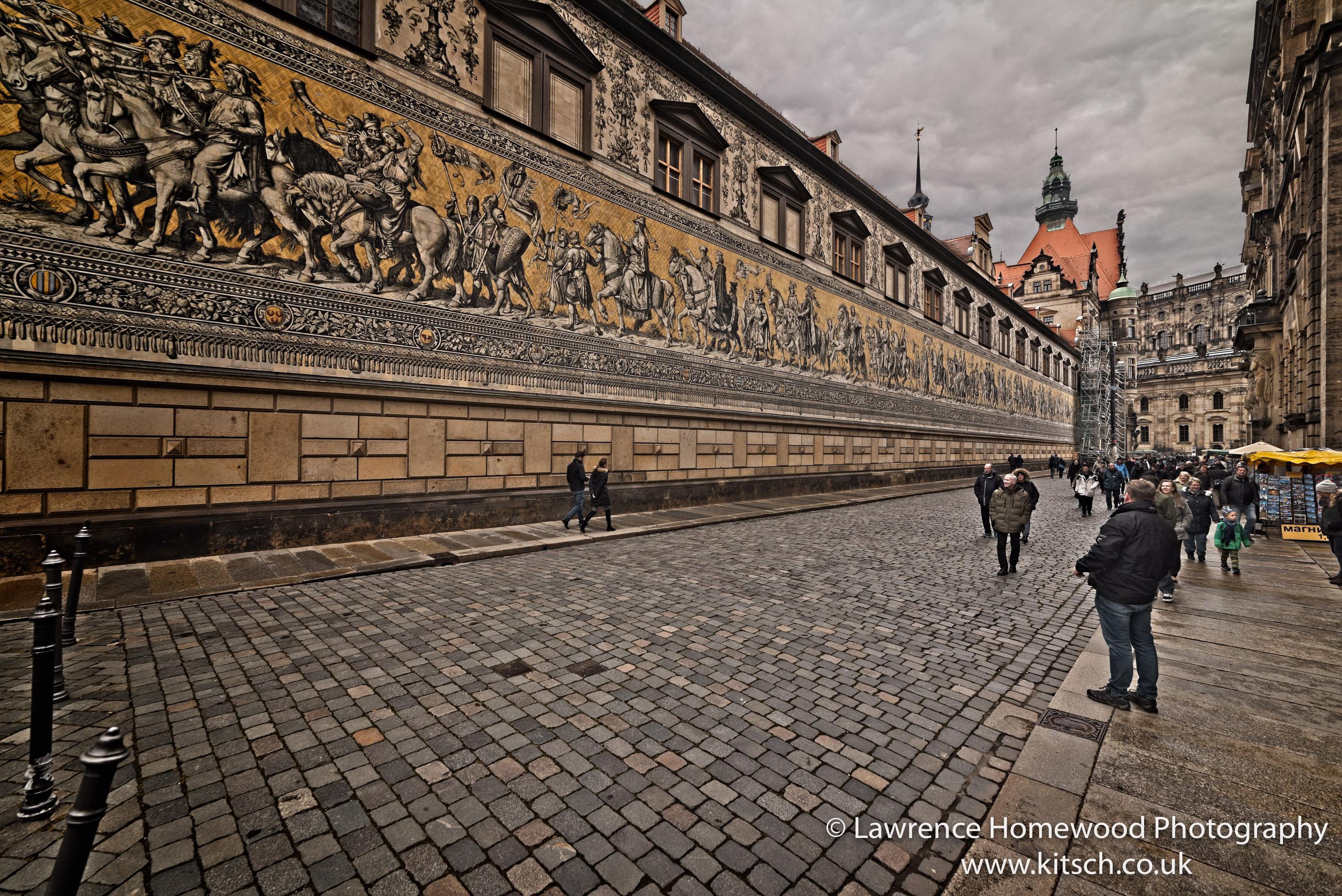 Dresden Wall Mural