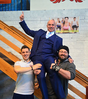 TV Chef Paul Treyvaud Personal training transformations with Body By Finn in Kenmare, Co Kerry, Ireland