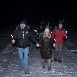 Candle Walk - The Group5