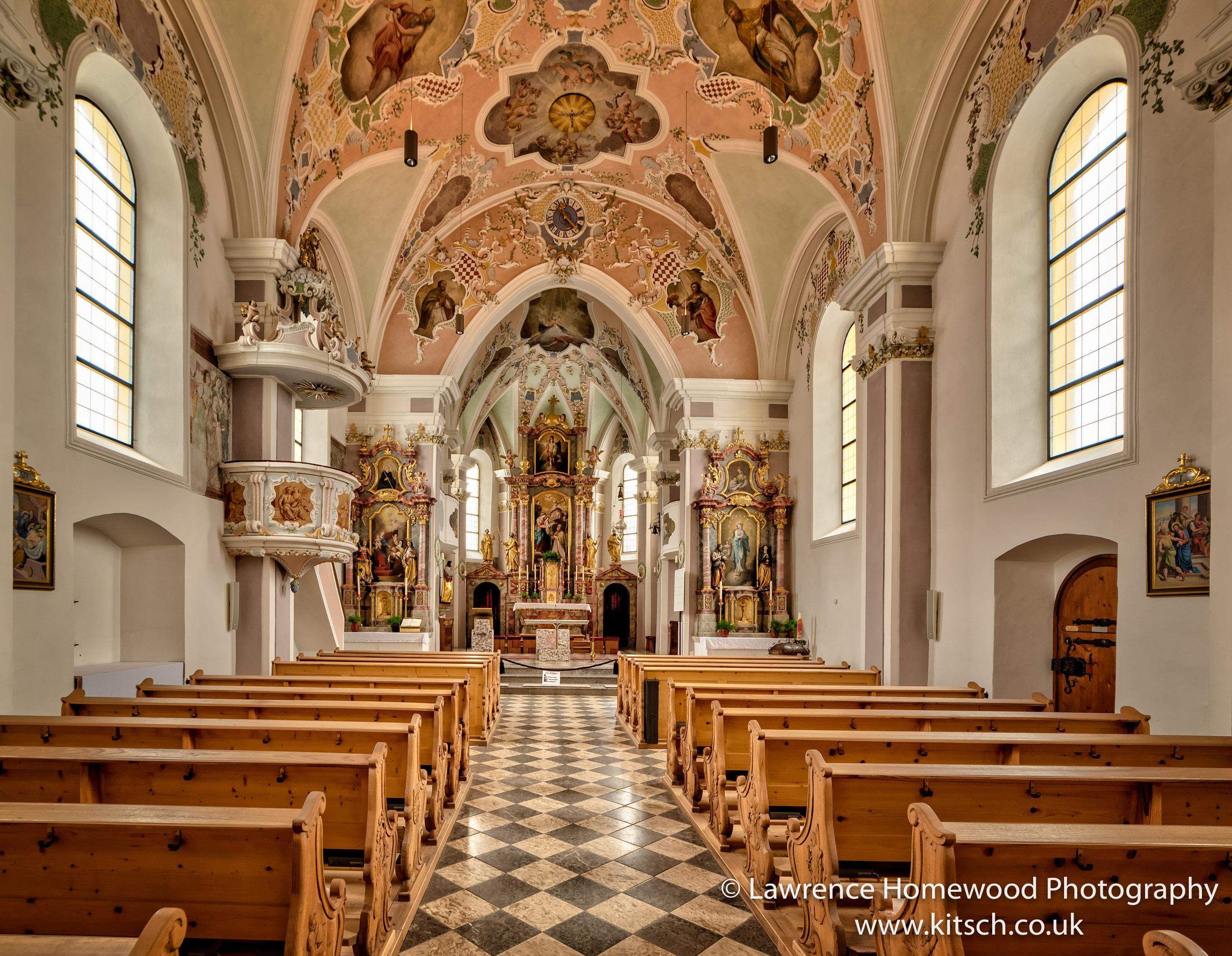 Kirchberg Church 1