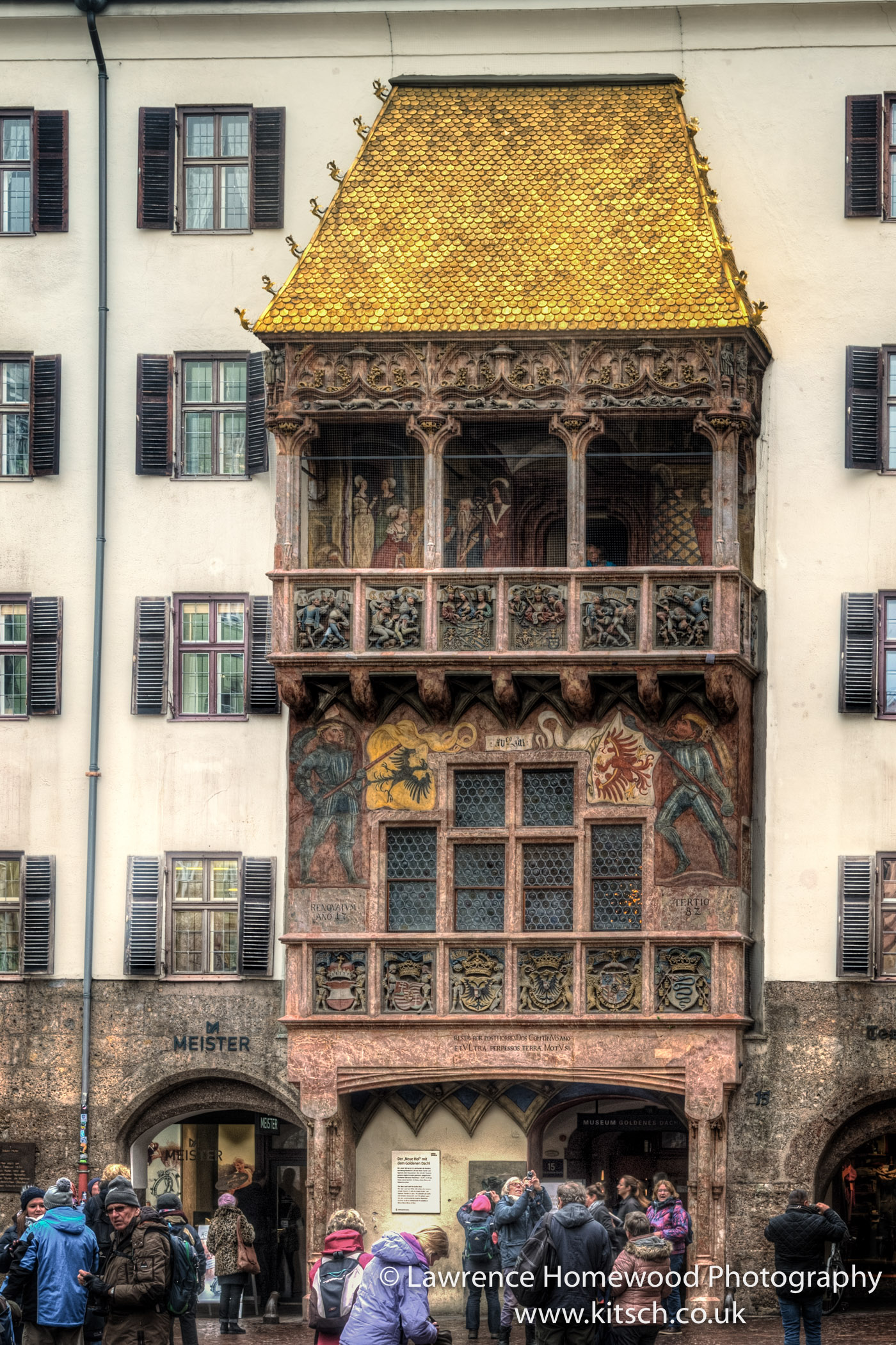 Innsbruck Golden Roof
