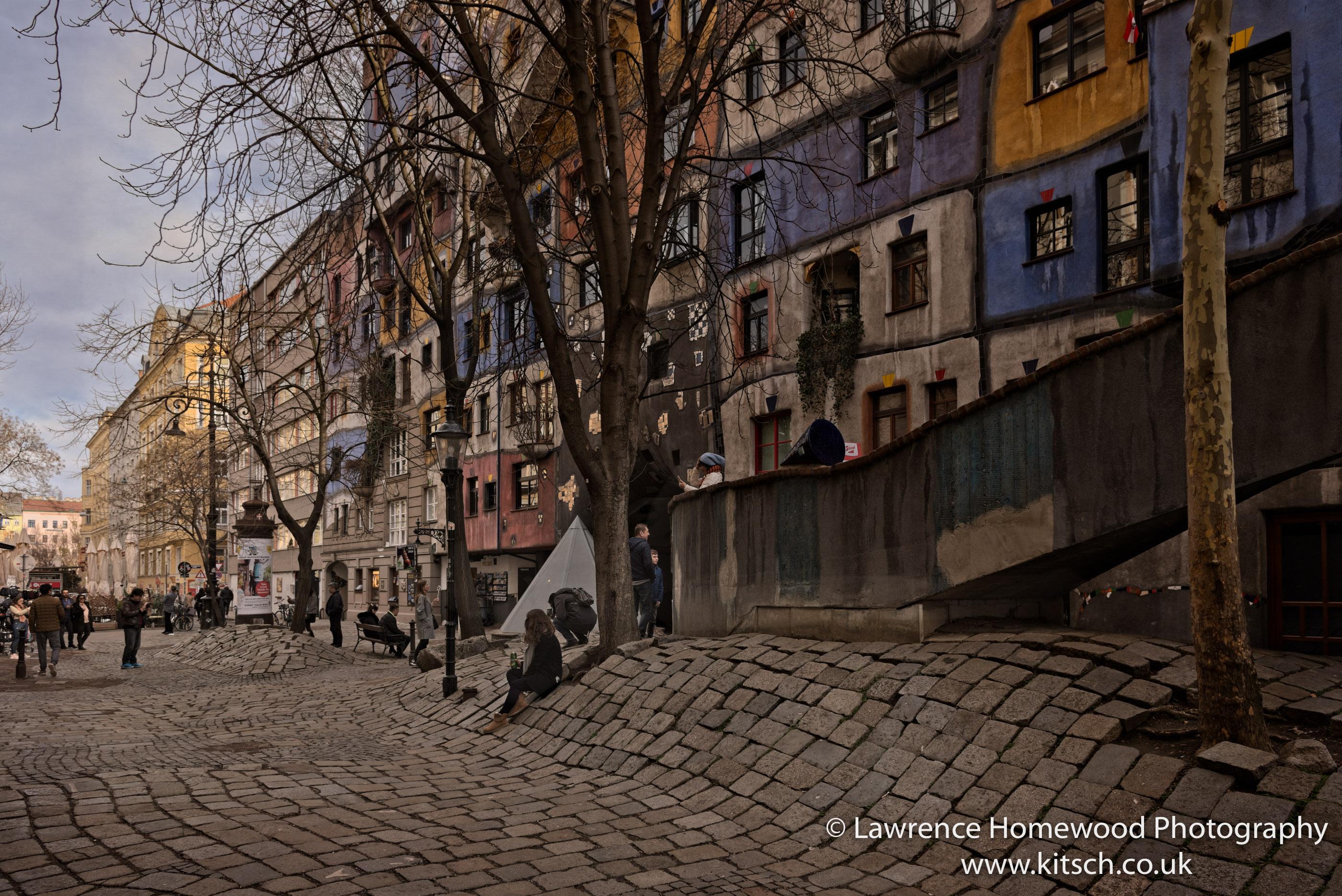 Hundertwasserhaus Vienna 1