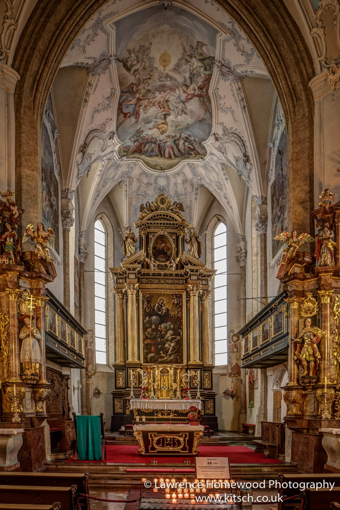 Kitzbuhl church 4