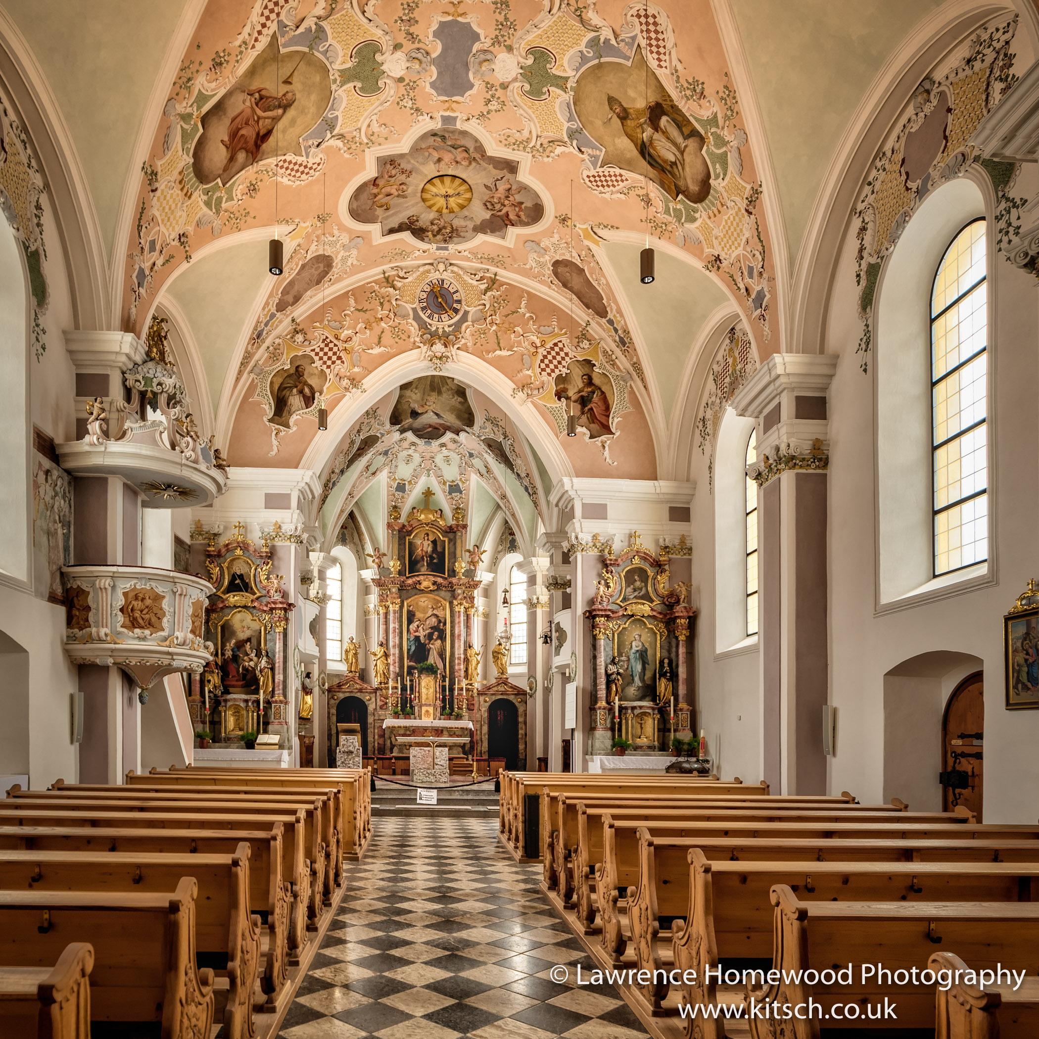 Kirchberg Church 2