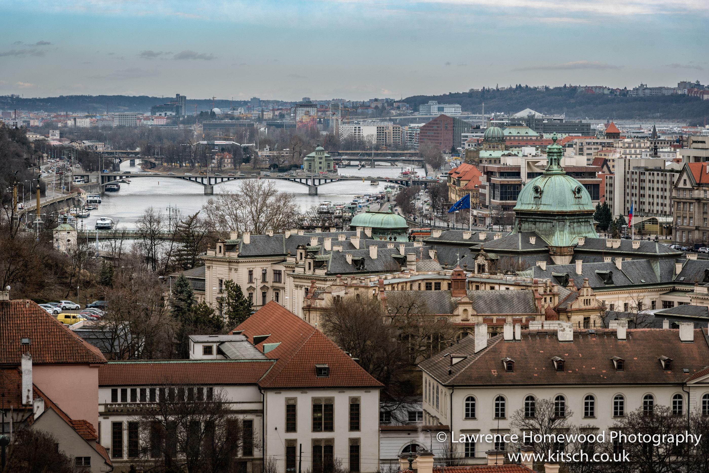 City View Prague Bridges