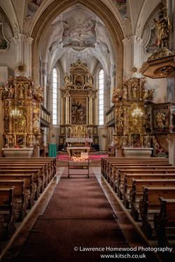 Kitzbuhl church 2