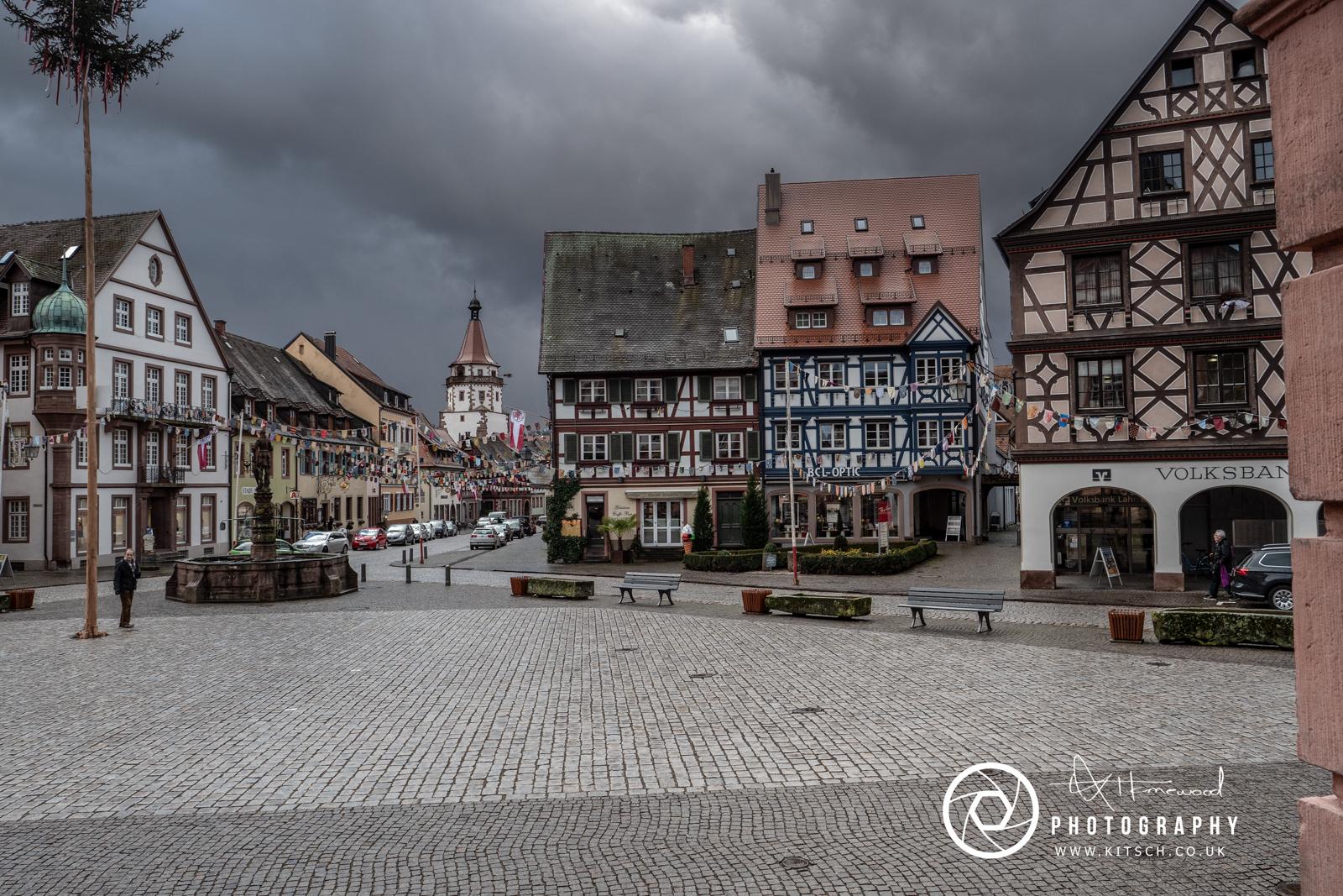 Gengenbach Town Centre