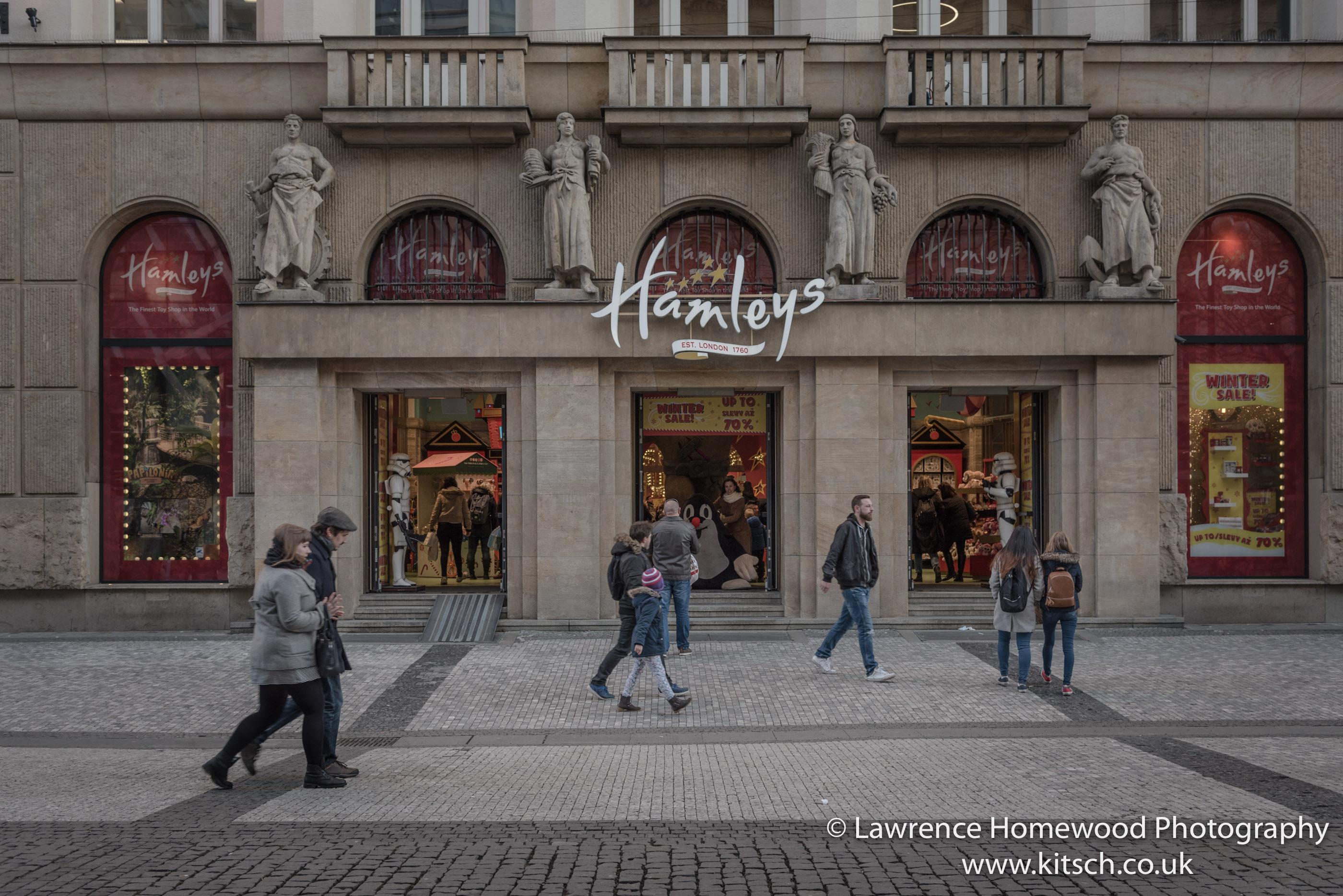 Hamleys Prague_