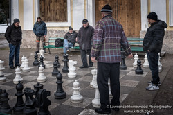 Chess the Game is On