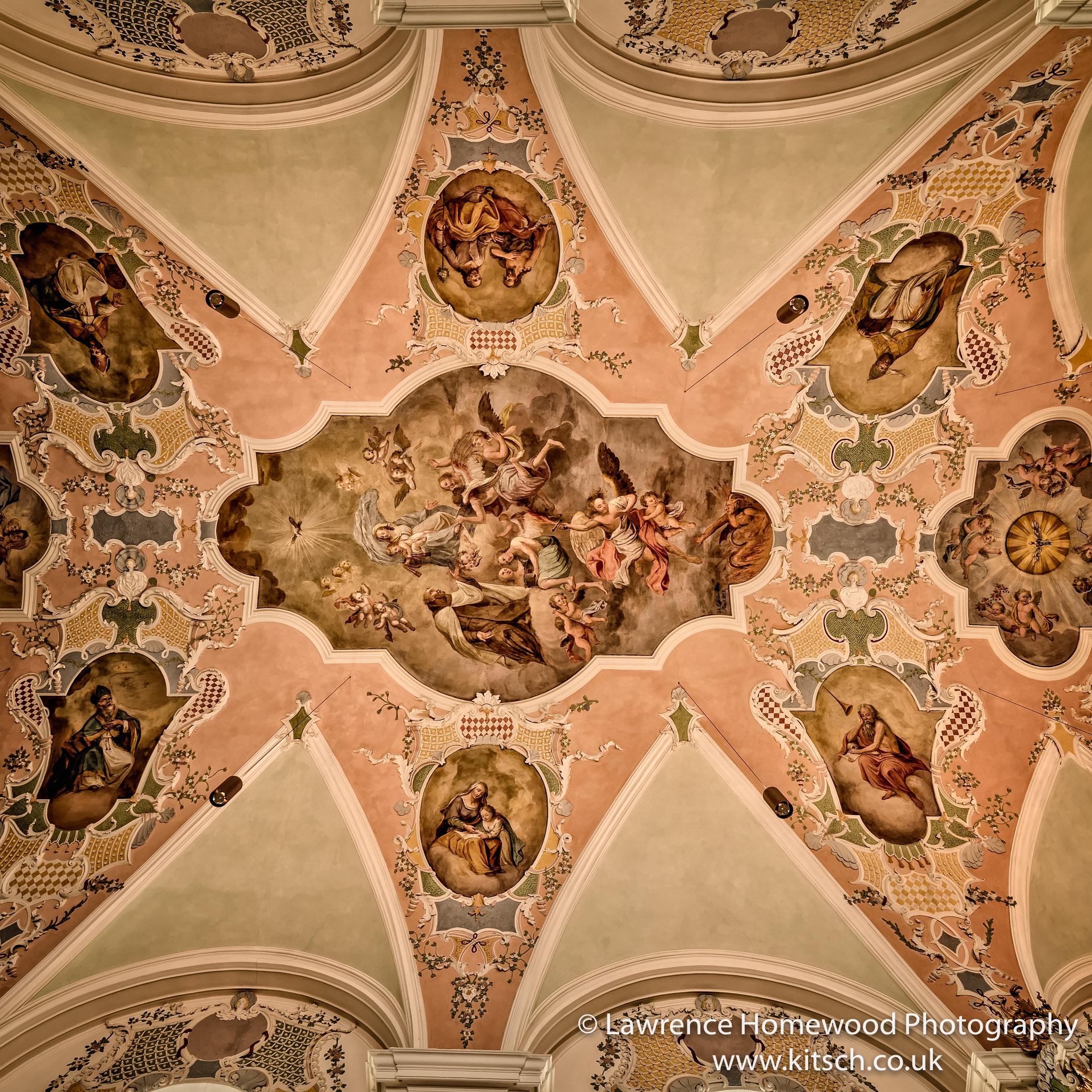 Kirchberg Church 7