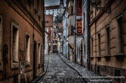 Brataslavia Narrow Noir Streets